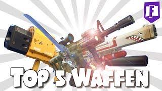 Meine Top 5 Besten Lieblingswaffen Fortnite Rette Die Welt