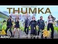 YO YO Honey Singh Thumka Audio Pagalpanti Anil John Ileana Arshad Urvashi Pulkit Kriti