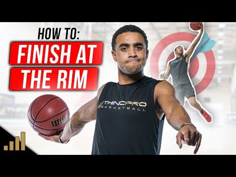 How to: Finish At The Rim with Contact! TRY THESE Basketball Finishing Moves and Drills
