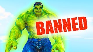 GTA 5 MODS ARE BANNED