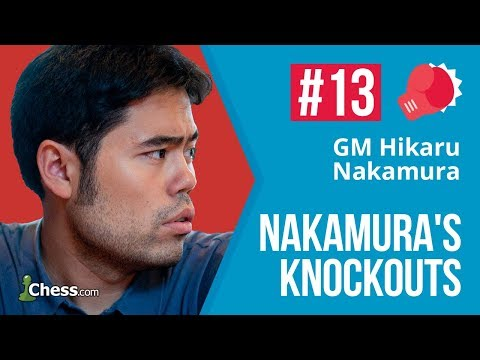Nakamura's Knockouts: Singing And Setting Blitz Chess Rating Records