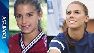 Take a Look at Alex Morgan's Journey to the Top