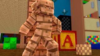 Minecraft: DISFARCE DE MADEIRA - SURVIVAL LUCKY ‹ AMENIC ›
