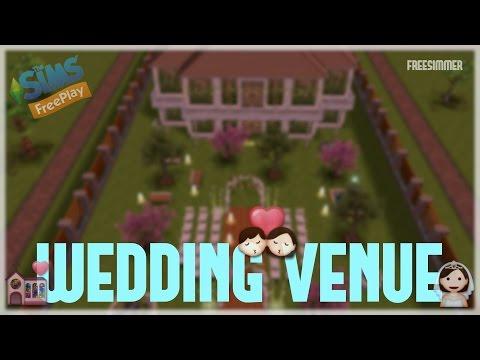 Sims Freeplay - Wedding Venue