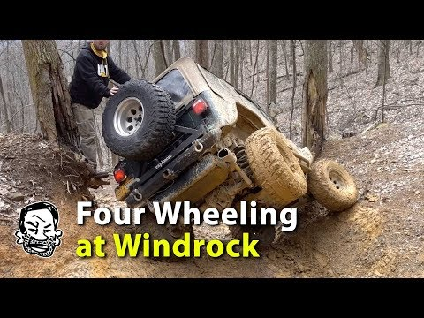 A Mountain Biker's Perspective on Four Wheeling