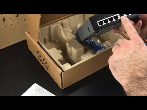 UnboxIT: Cisco RV042G Dual Wan Gigabit Router + How to set Static IP