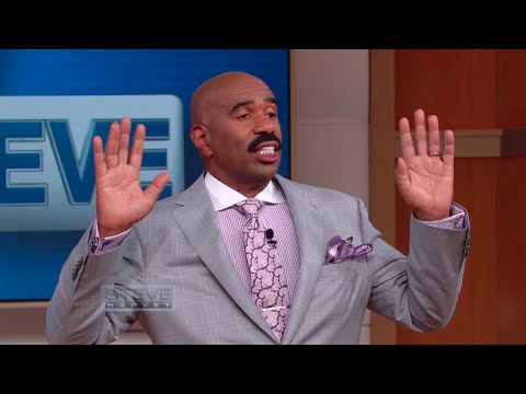 Ask Steve: If you're stupid enough to... || STEVE HARVEY