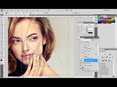 Photoshop CS4 Layer Setting