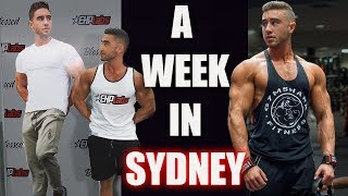 My Longest VLOG To Date | Sydney Trip ft Food and All Kinds of Bromance