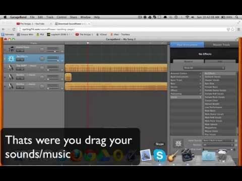 How To Play Music Through Skype MAC OS X