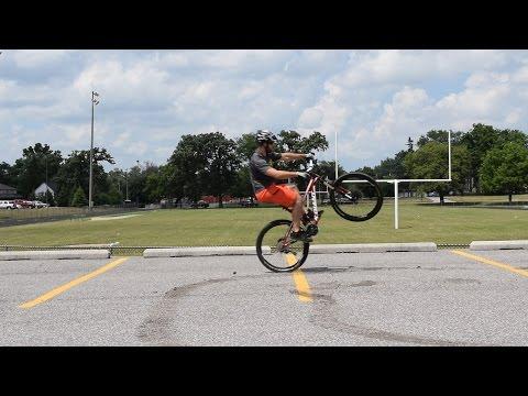 How to Wheelie MTB