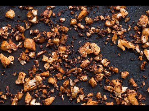 How To Make Cauliflower Bacon
