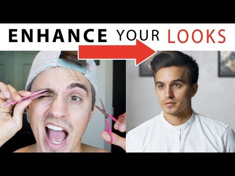 How To Enhance Your Looks  | Be More Handsome