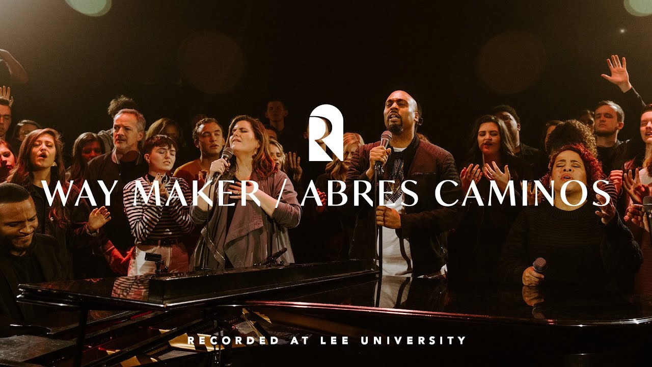 Way Maker / Abres Caminos   Phil Thompson, David & Nicole Binion, Daniel Calveti, Ingrid Rosario