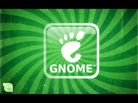 Install the Gnome Desktop in Linux Mint 17.3
