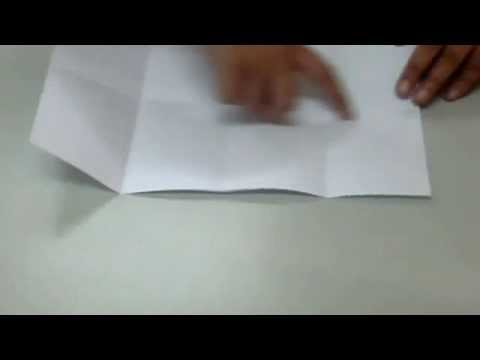 Copy of how to make a book with only one piece of paper