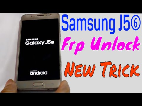 Samsung J5 2016 J510F/J510FN/J510GN Unlock Frp   Bypass Google Lock Without Box