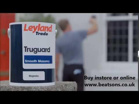 Leyland Paint   Masonry