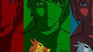 Ninjago Anime~Sons of Garmadon~Rough Speedpaint
