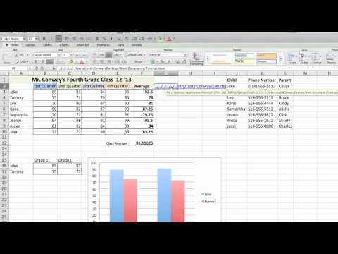 How to Insert Footnotes in Excel 2003 : Using Microsoft Excel