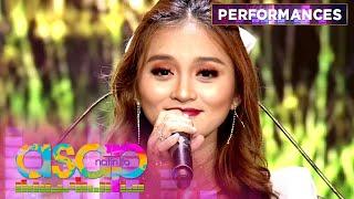 Angela Ken sings her single 'Ako Na Muna' | ASAP Natin 'To