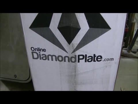 OnlineDiamondPlate.com Diamond Plate Aluminum Unboxing & Cutting Tips