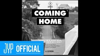 "JJ Project ""Verse 2"" Track Card 1 ""Coming Home"""