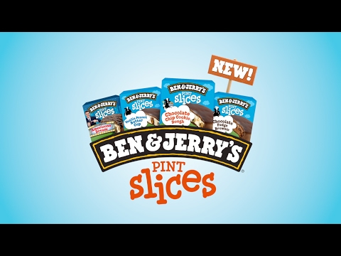 Introducing Pint Slices | Ben & Jerry's