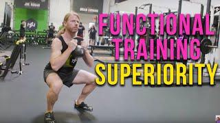 Functional Training - Ultra Spiritual Life episode 67