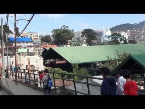 Philippines 2010 - Baguio to Sagada (Landslides)