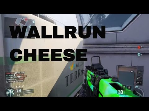 How NOT to Wallrun in Black Ops 3