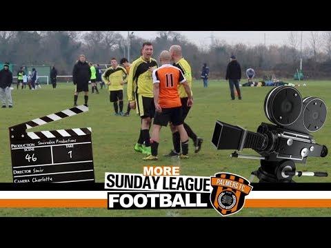 MORE Sunday League Football - WE FILMED IT!