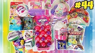 Download BLIND BAG UNBOXING OPENING RANDOM SURPRISE TOYS UNBOXING TOYS #44 Video
