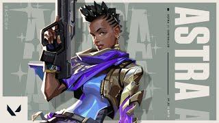 Astra Gameplay Reveal Trailer - VALORANT