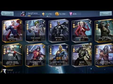 Injustice 2 Mobile - Why I LOVE It