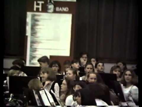 Hewitt Trussville High School Band Concert 1995?