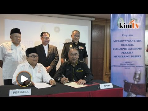 MACC: Public awareness plays important role in fight against corruption