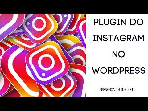 Plugin Instagram para Wordpress
