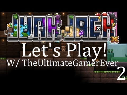 Junk Jack X Lets Play! ~ Episode 2 ~ Wrong Workbench!
