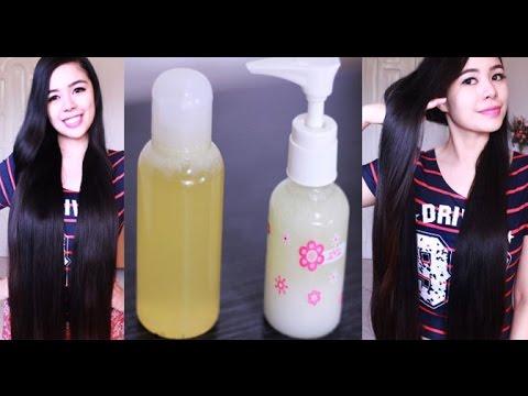 Hair Growth Aloe Vera Hair Masks Plus DIY Natural Clarifying Shampoo- Beautyklove