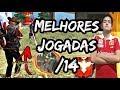 MELHORES JOGADAS HIGHLIGHT 14 FREE FIRE 2019 GARU FREEFIRE BEST SMGs MP40