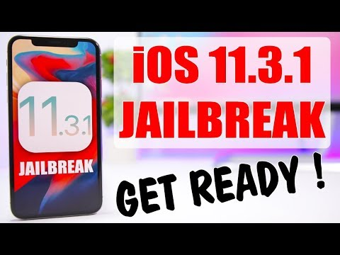 iOS 11.3.1 Jailbreak  ** Get READY **