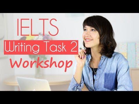 Writing a Full IELTS Task 2 Essay (Part 1 – Task Response)