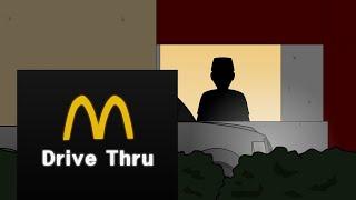 2 Creepy Horror Stories Animated (Mcdonald's Night Shift, Stolen Van)