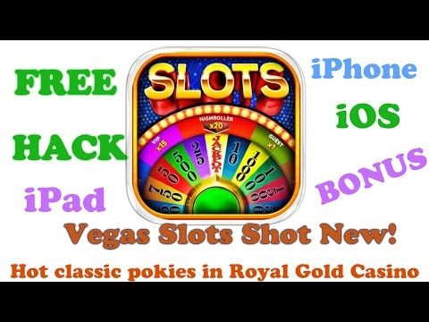 Vegas Slots Shot Royal Gold Cheats ( iPad / iPhone ) Megarama