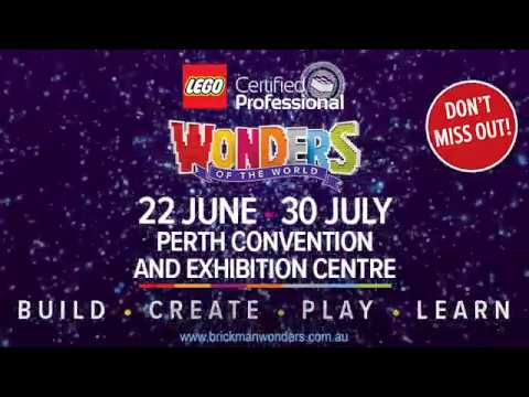 Wonders of the World Perth Earlybird Trailer