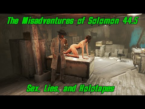 Xxx Mp4 The Misadventures Of Solomon In The Commonwealth 44 5 Sex Lies And Holotapes S3E44 5V54 3gp Sex