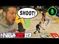 Can you play NBA 2K19 with Voice Commands?  MP3