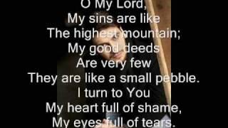 Sami yusuf - supplication (lyrics)