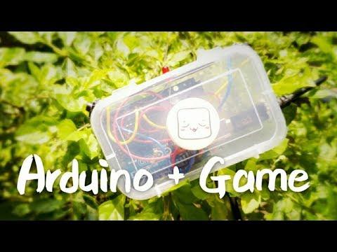 U-Make: Arduino Game Controller (Console)